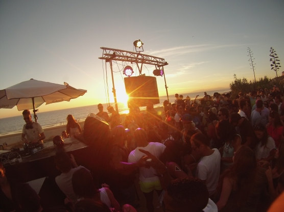 Fuse Sunset Party